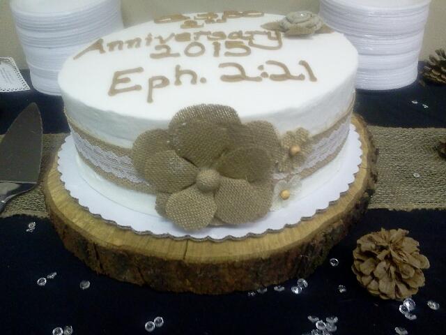 Anniversary Cake GSBC